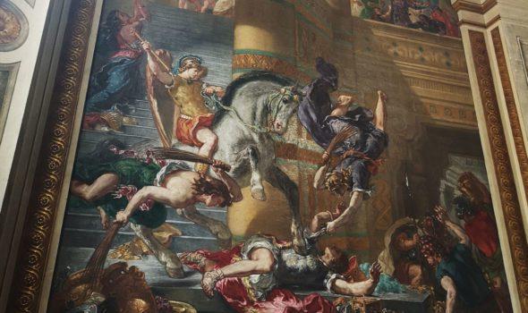 Chiesa di Saint-Sulpice - Delacroix