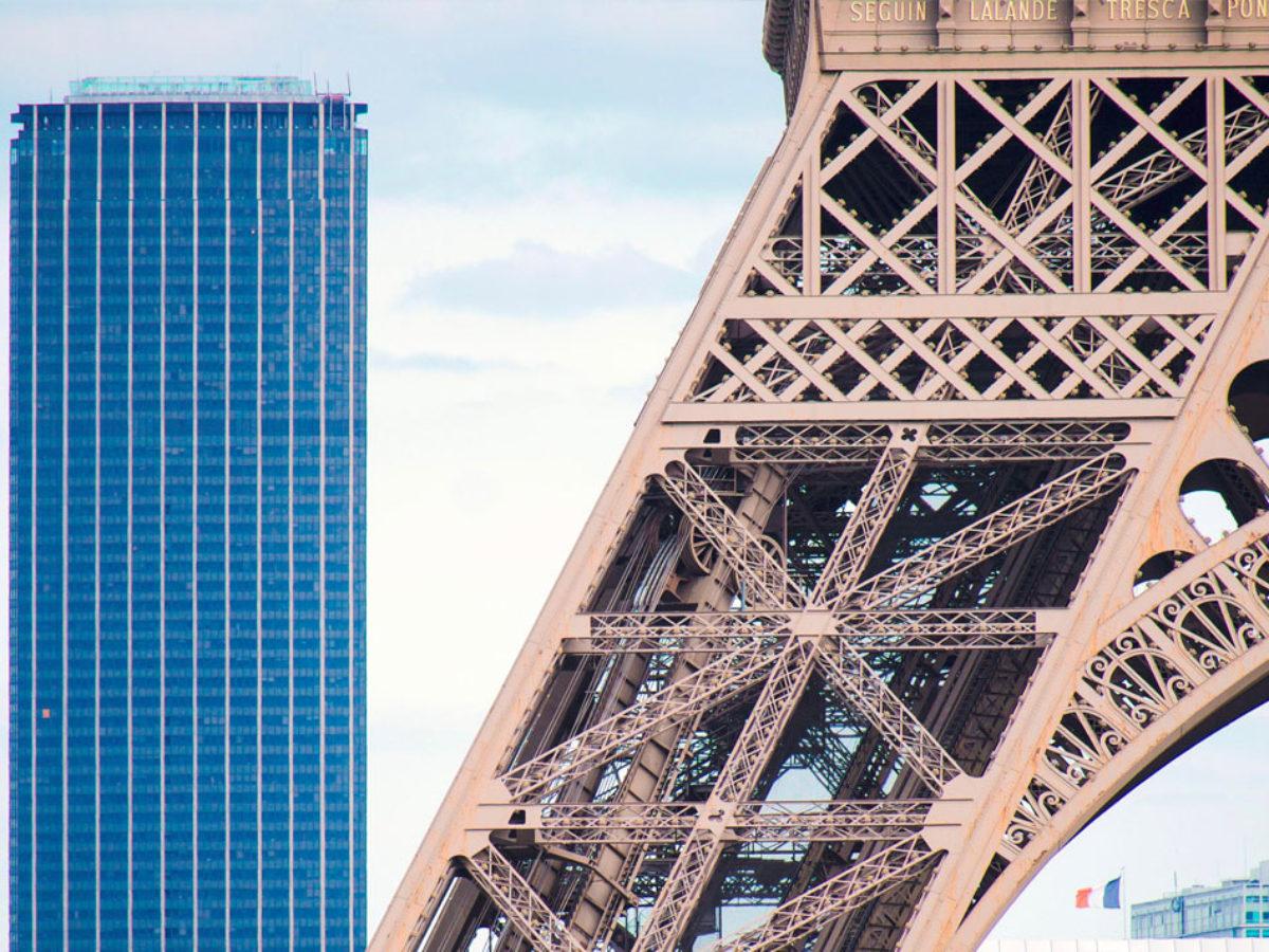 Altezza Dei Parapetti la torre montparnasse: ammirare parigi dai suoi 210 metri di
