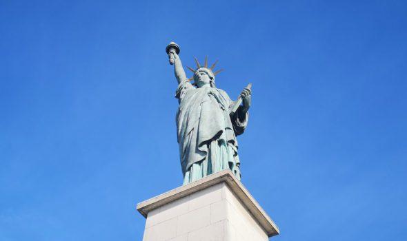 Statue della Libertà di Parigi