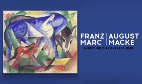 Franz Marc / August Macke. L'aventure du Cavalier bleu
