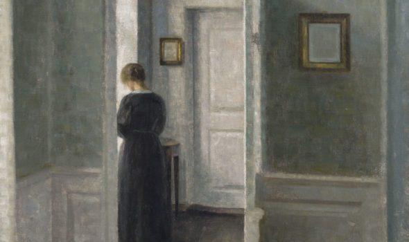Hammershøi, le maître de la peinture danoise