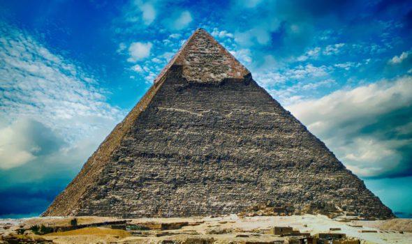 Visita in realtà virtuale della Piramide di Cheope