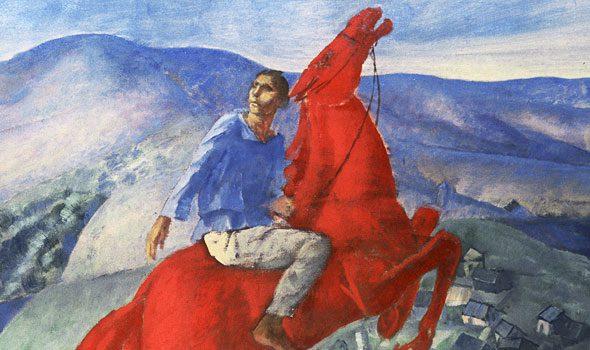 Rouge. Art et utopie au pays des Soviets