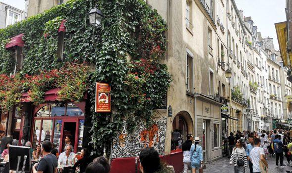 Rue Rosiers