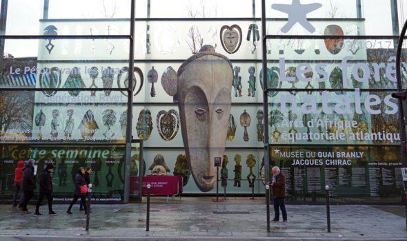Il Museo del Quai Branly di Parigi, un mix di arti lontane e primitive uniche