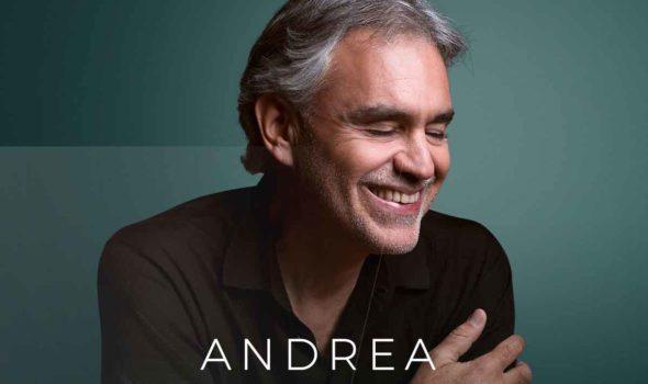 Andrea Bocelli in concerto all'Accorhotels Arena di Parigi