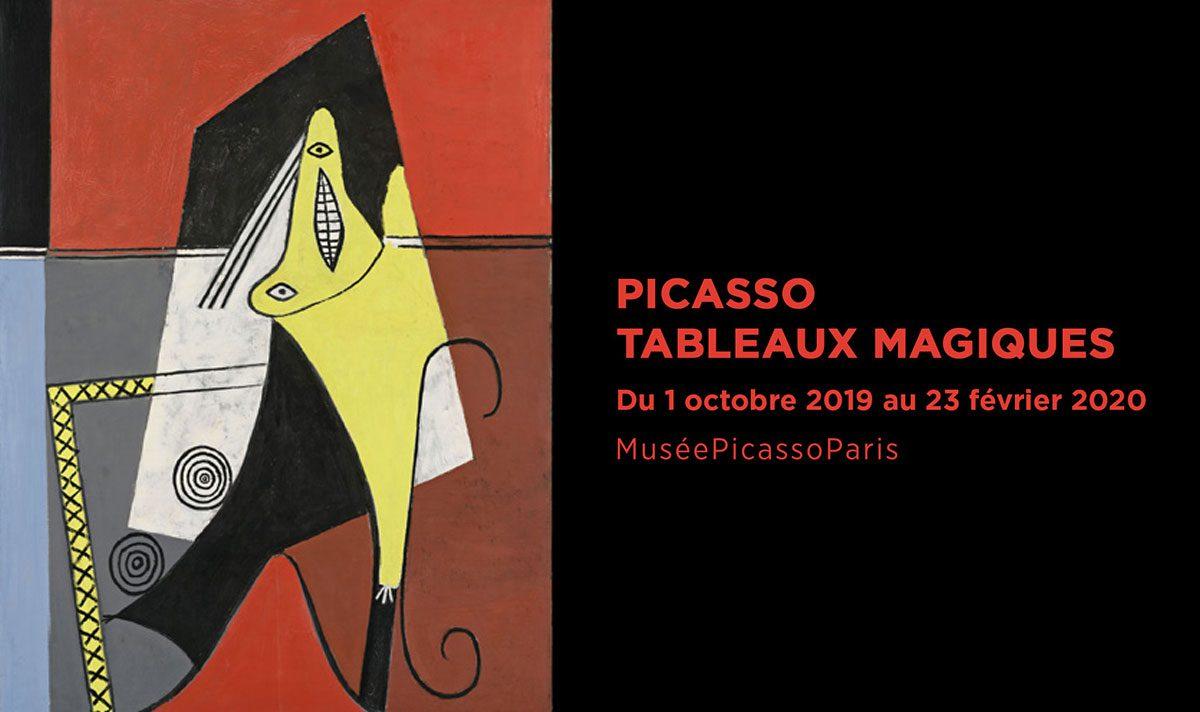 """""""Pablo Picasso.Tableaux Magiques"""", in mostra a Parigi"""