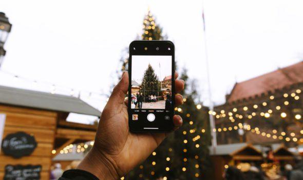 Mercatino di Natale 2019 del Jardin des Tuileries a Parigi