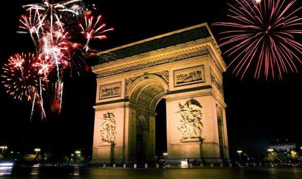 Capodanno a Parigi 2020: festa e spettacolo sugli Champs-Elysées
