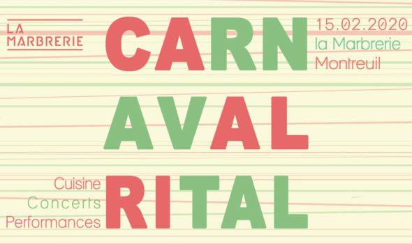 Le Carnaval Rital 2020