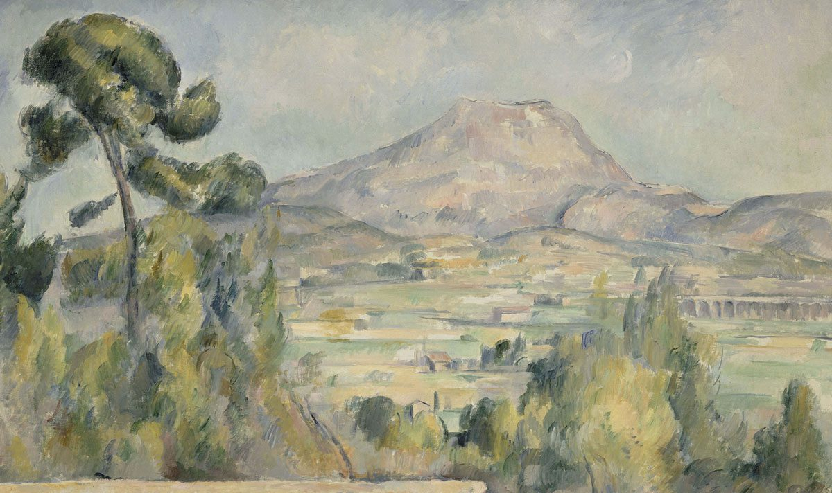 """""""Cézanne et les maîtres. Rêve d'Italie"""": la mostra del Musée Marmottan-Monet"""