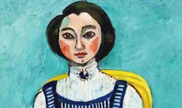 Henri Matisse in mostra al Centre Pompidou di Parigi
