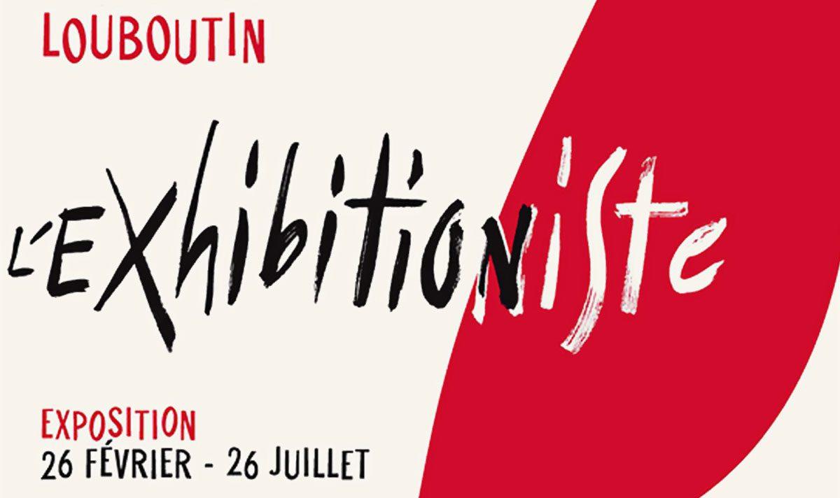 Christian Louboutin in mostra nel Palais de la Porte Dorée di Parigi