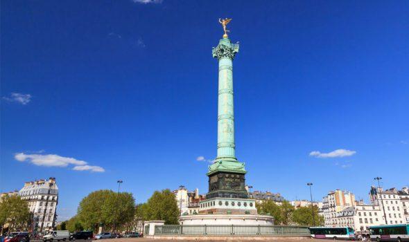 Quartiere Bastiglia di Parigi