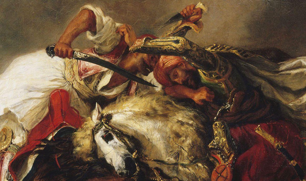 """Un duel romantique"" in mostra al Museo Delacrox di Parigi"