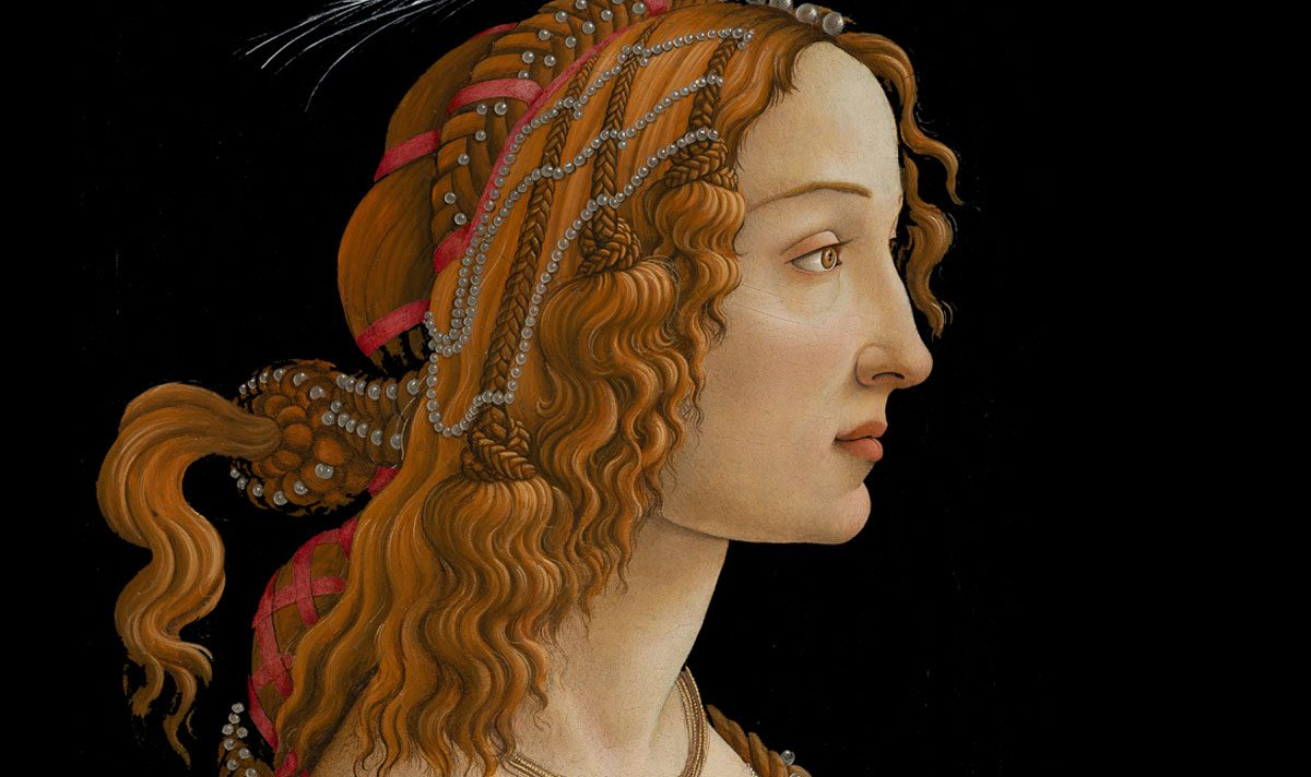 """""""Botticelli, artista e designer"""" al Museo Jacquemart-André di Parigi"""