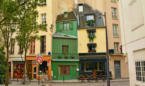 La Maison Odette: gli Choux più buoni e famosi di Parigi