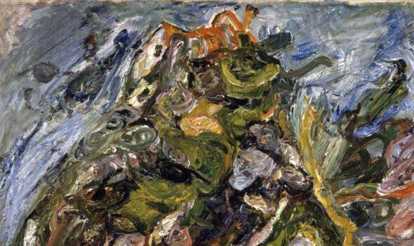 Chaïm Soutine e Willem de Kooning al Museo dell'Orangerie di Parigi